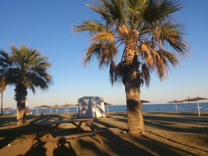 Mckenzie Beach Larnaca Zypern