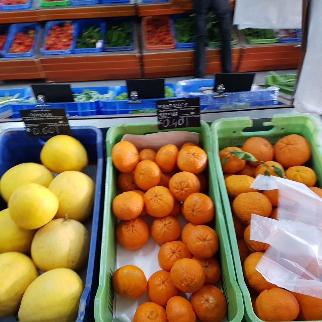 Obst in Zypern