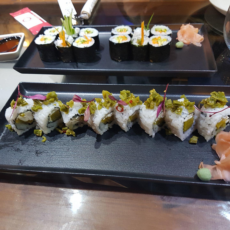 Sushi in Zypern