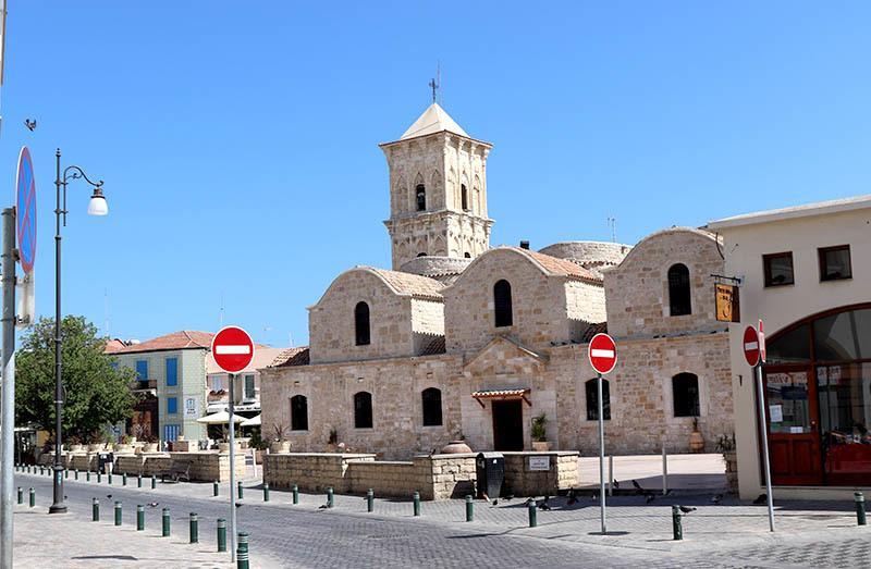 Saint Lazarus Kirche / Altstadt Larnaca