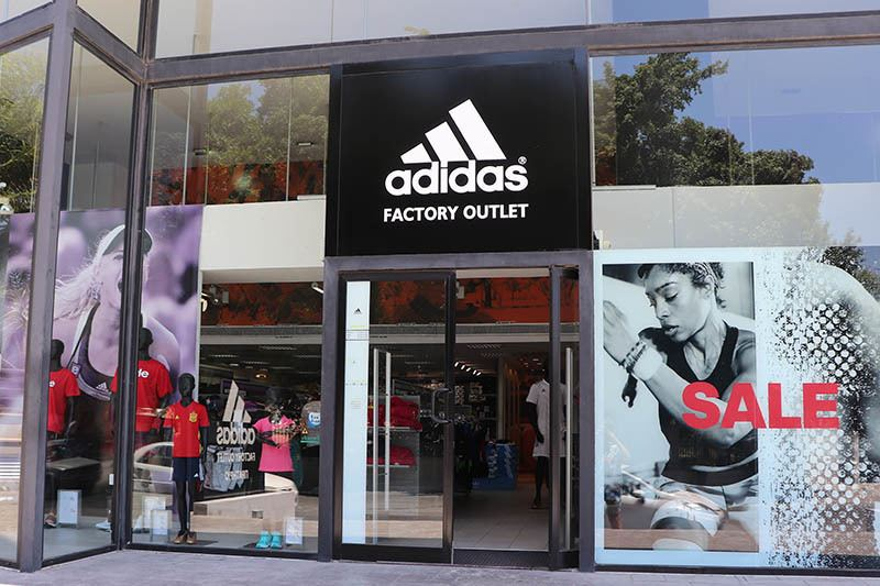 Addidas Outlet in Larnaca