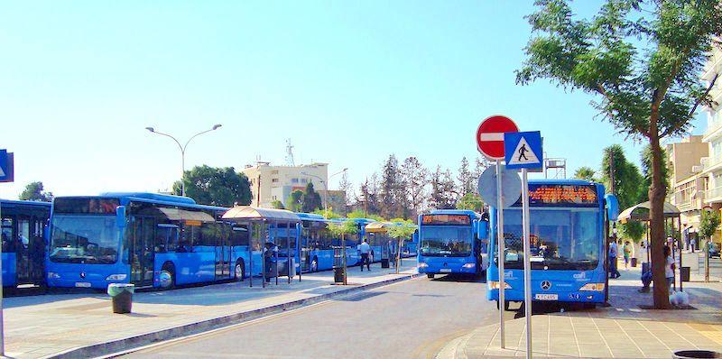 Bus Nicosia (c) Wikipedia
