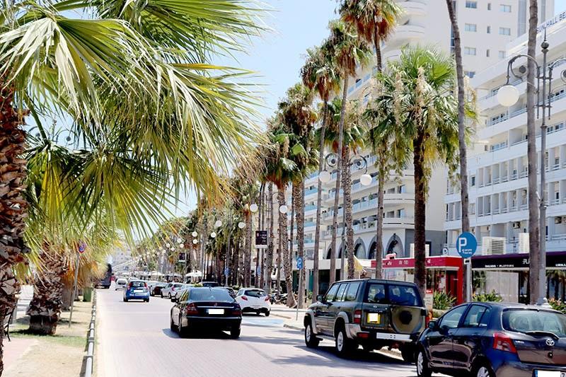 Das Herz von Larnaca